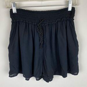Aritzia Wilfred Blais Shorts Black Size S